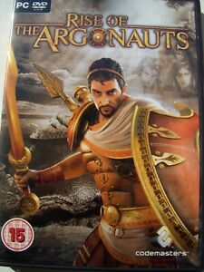 RISE OF THE ARGONAUTS---RPG GAME---PC DVD---MINT