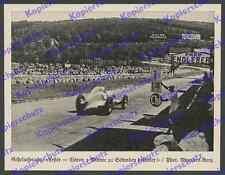 Mercedes-Benz Silberpfeil W 125 Zeittafel Chiron Motorsport GP Spa Belgien 1937