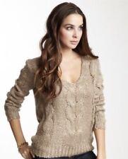 Women's Urban Outfitter BB Dakota Corinth Sequin Sweater Cable Knit