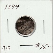 Canada 1894 10 Cents