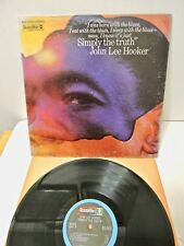 "John Lee Hooker ""Simply The Truth"" Blues Way ABC 33 RPM LP BLS 6023 G Fold 1969"