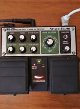 Boss RE-20 Roland Space Echo RE-201 Guitar Effects Pedal Delay Reverb