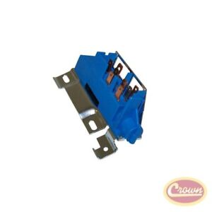 Ignition Lock Switch - Crown# J8128889