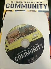 Community - Season 1, Disc 2 REPLACEMENT DISC (not full season)