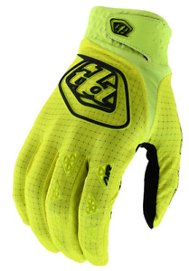 TROY LEE DESIGNS TLD YOUTH BOYS FLO YELLOW AIR MTB CYCLING GLOVES sizes XS S M L