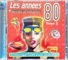 Compilation 2xCD Les Années 80 + Mode D'Emploi Tome 2 - France (EX/M)