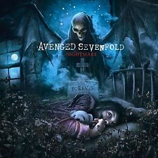 Avenged Sevenfold NIGHTMARE +MP3s GATEFOLD Hopeless Records NEW VINYL 2 LP