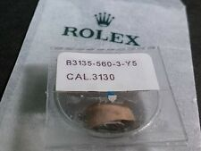 Rolex 3135 560 3 spring clip for oscillating weight, NOS, 1 per order, open