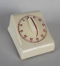 Wehrle Controllo Kurzzeitmesser 40er / 50er Jahre Küchenwecker Eieruhr