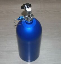 10# Nitrous Bottle with High Flow Valve