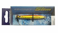 1 x Shimano Coltsniper Slim (Orange Gold) 21g Metal Jig Lure JM121KE04T