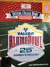 Official NCAA College Football Alamo Bowl 25th Anniv 2017/18 Patch Stanford TCU