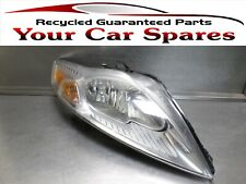 Ford Mondeo Headlight Assembly Driver Side 07-10 Mk4
