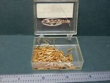 Amphenol Gold Plated Pins 220 S01 100 Lot Shown