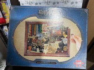Winning Moves Harry Potter Hogwarts 1000 Piece Jigsaw Puzzle