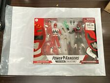 Power Rangers In Space Psycho Red and Lost Galaxy Red Ranger GameStop (Polybag)