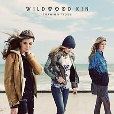 Wildwood Kin - Turning Tides [CD]