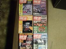 Stock Car Racing Magazine 1980. All 12 Issues. Jan - Dec