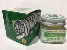 WHITE TIGER BALM WOOD LOCK CREAM Medicated Balm Oil Pain Relief 20g