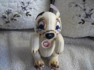Steiff Dog Bonzo