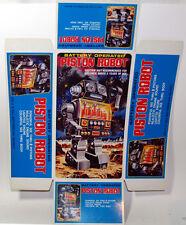 Horikawa Piston Robot Original Box Direct from Japan factory