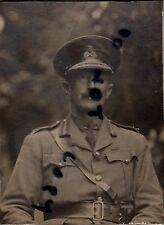 WW1 Officer Brigadier General General Staff