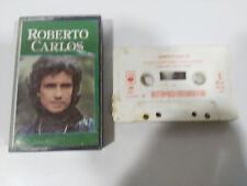 ROBERTO CARLOS EXITOS ESPAÑOL CINTA TAPE CASSETTE CBS SPANISH ED 1981