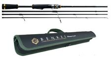 Major Craft BENKEI fishing rod 4 pieces travel medium light BIS-664ML with case