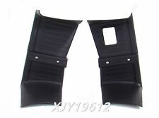 Both Sides Foot Rest Guard for Kazuma Meerkat & Hensim 50cc 70cc Atv Quad