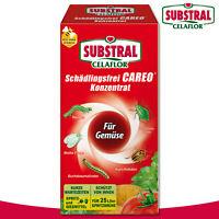 Substral Celaflor 250 ml Schädlingsfrei CAREO Konzentrat Gemüse Raupen Blattlaus