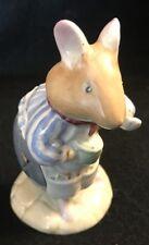 Beatrix Potter Brambly Hedge ~ MR. APPLE Figurine ~ Royal Doulton