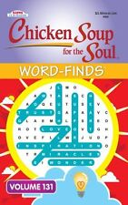 Chicken Soup for the Soul Word Find Puzzle Book-Word Search Volume 171 by Kappa