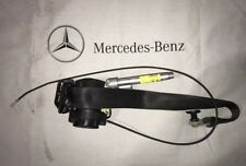 Mercedes Benz R129 300, 500SL SL320 500 600 Left Side Black Seat Belt Retractor