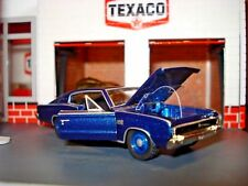 1966 66 DODGE CHARGER 426 HEMI  LIMITED EDITION MUSCLE 1/64 M2 GROCERY GETTER