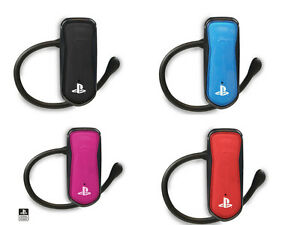 PS3 Playstation 3 Wireless Bluetooth Headset Headphone Official Licensed  + Mic