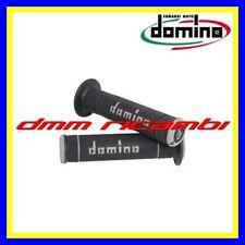 Manopole Trial Domino Tommaselli Moto Scooter Minimoto Gp nero grigio strada