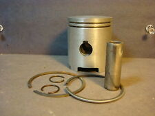 Vtg Benelli NOS Piston Kit_1st Oversized_R1410 / 2C_90cc_Genuine_51.2 mm_Motobi