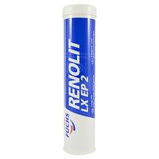 Fuchs RENOLIT LX EP 2 GREASE Long Life LXEP2 400g Tube