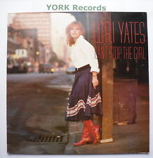 LORI YATES - Can't Stop The Girl - Excellent Condition LP Record CBS 463288 1