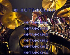 ARCHIVAL QUALITY PHOTO CARL PALMER OF ELP IN CONCERT