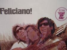 JOSE FELICIANO Feliciano 180 Gram VINYL AUDIOPHILE LIMITED EDITION Sealed LP