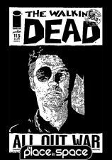 THE WALKING DEAD #115L - GOVERNOR ORIGINAL SKETCH