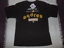 MLB San Diego Padres Cooperstown Collection Youth Brown T-Shirt XL NWT