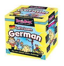 BrainBox-permite aprender alemán