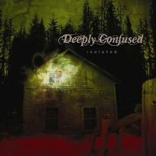 Isolated - Deeply Confused (2014, CD NIEUW)