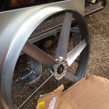 Exhaust Fan Adjustable Pitch Aluminum Blades Dayton Model 1wdn2new