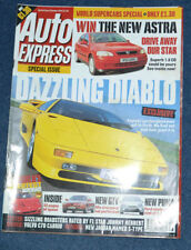 April Auto Express Cars, 2000s Magazines