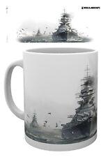 World of Warships Bismark Mug