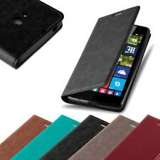 Case for Nokia Lumia 540 Phone Cover Protective Book Magnetic Wallet