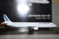 Gemini Jets/Socatec 1:400 Air France Airbus A321-200 F-GTAN (GJAFR850) Die-Cast